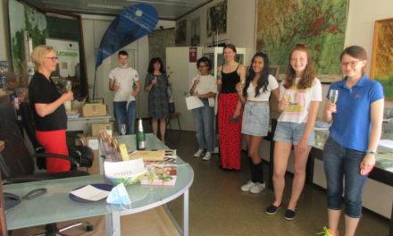 Weingartenschule (WGS) – Kreatives Fremdsprachenlernen erhielt Bestnoten