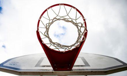 Max-Planck-Schule erhält neues Basketballfeld
