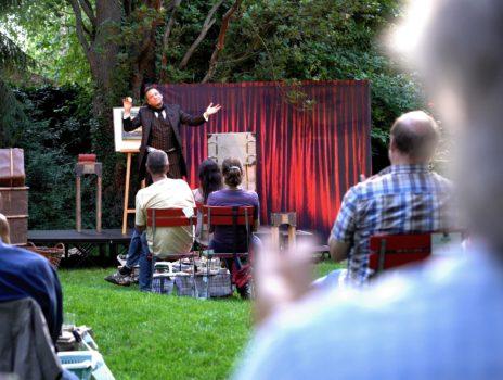 Magic Night – Die Picknick-Dinnershow