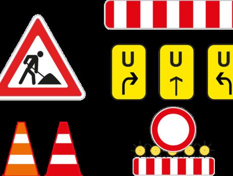Fahrbahnsanierung der Bensheimer Straße wird ab 6. Juli fortgesetzt