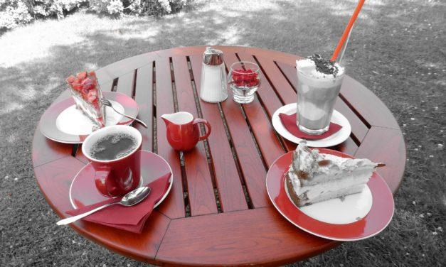 Gartencafé im Haus der Senioren wieder geöffnet