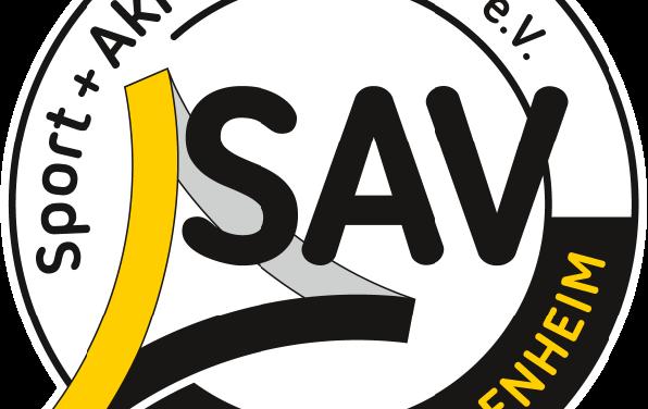 Der SAV 1999 e.V. Mainz-Laubenheim ist aus dem Lockdown zurück