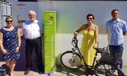 """<span class=""""entry-title-primary"""">Neue Ladeinfrastruktur für E-Auto- und E-Bike-Fahrer in Dienheim</span> <span class=""""entry-subtitle"""">Das Auftanken ist zukünftig an der Sport- und Festhalle Siliusstein in Dienheim möglich</span>"""