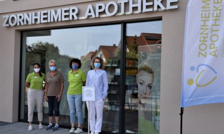 """<span class=""""entry-title-primary"""">Bewährte Kompetenz in neuen Räumen</span> <span class=""""entry-subtitle"""">Die Zornheimer Apotheke ist in der Nieder-Olmer Straße angekommen</span>"""