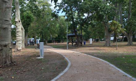 Bauarbeiten im Hummelpark beendet
