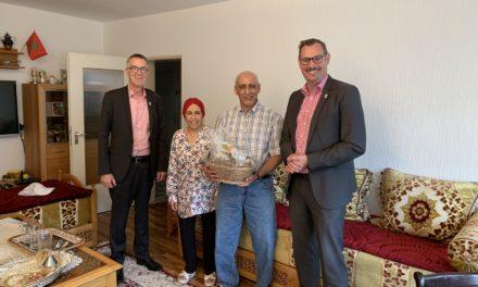 Mohamed Raouia feierte 70sten Geburtstag