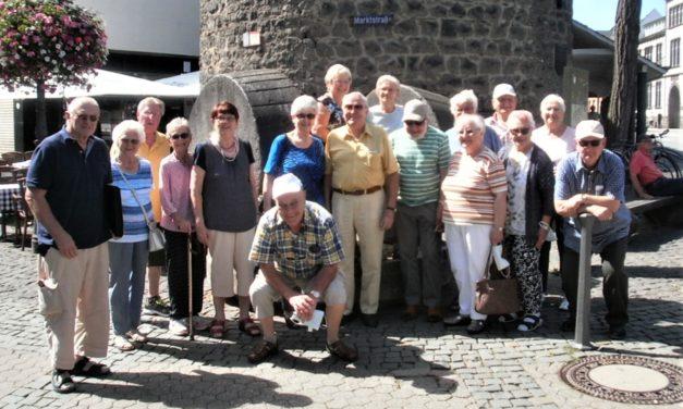 Siedler- Rentner Club wieder on Tour