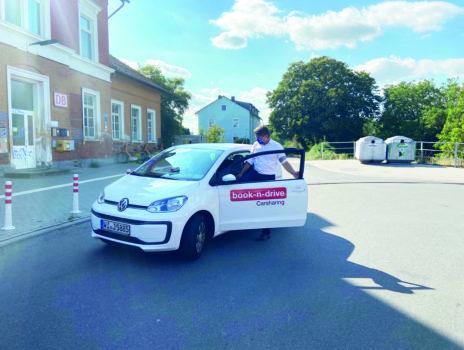 Neu in Ginsheim-Gustavsburg: meinRad- und book-n-drive-Stationen