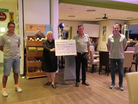 Benefiz Golfturnier DOMTAL OPEN zugunsten der Bärenherz Stiftung