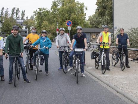 Neue Fahrradbarometer: Rüsselsheimer Radverkehr in Zahlen