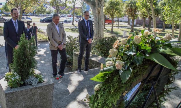 Baum zum Gedenken an Adam Opel gepflanzt
