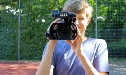 """<span class=""""entry-title-primary"""">Der eigene Film auf der Kinoleinwand</span> <span class=""""entry-subtitle"""">Siebtes Kinder- und Jugendmedienwettbewerb """"Flimmer"""" starte</span>"""