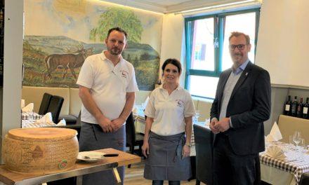 Gasthaus zum Hirsch neu eröffnet
