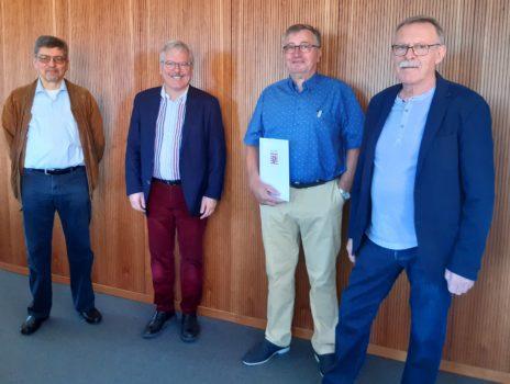 Lothar Göttge weiterhin Ortsgerichtschöffe