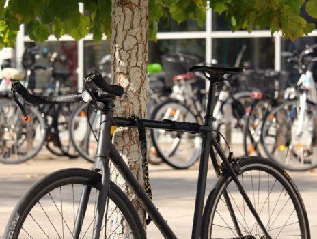 Mehr Platz fürs sichere Radparken