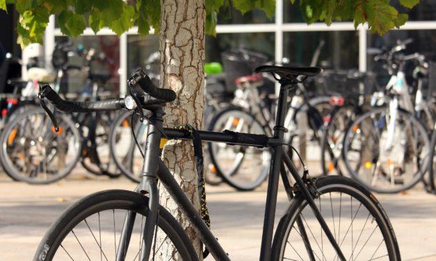 """<span class=""""entry-title-primary"""">Mehr Platz fürs sichere Radparken</span> <span class=""""entry-subtitle"""">Eröffnung zweiter Teil der """"Bike & Ride Anlagen"""" am Hauptbahnhof - Gleis 13</span>"""