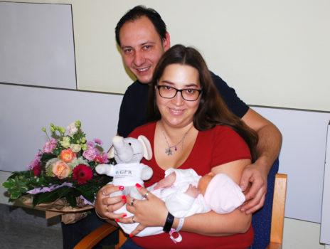 """""""Baby-Boom"""" im GPR Klinikum hält an"""