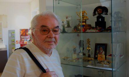"""<span class=""""entry-title-primary"""">Mit 92 Jahren immer noch aktiv</span> <span class=""""entry-subtitle"""">Ehrengaben von Willi Steinbrech im Laubenheimer Museum </span>"""