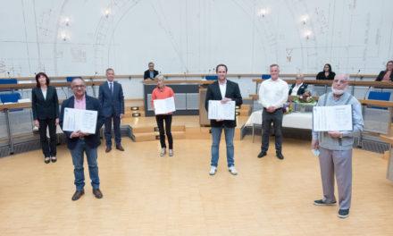 Integrationspreis der Stadt Rüsselsheim am Main verliehen