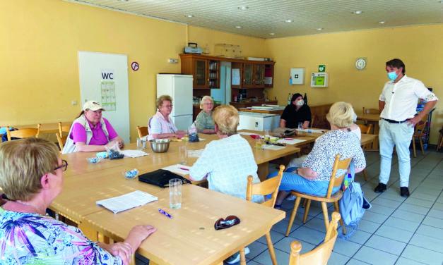 Aktuelles aus dem Rathaus: Seniorentreff