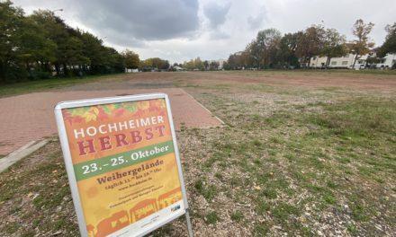 Hochheimer Herbst-Markt muss leider verschoben werden