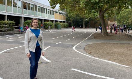 """<span class=""""entry-title-primary"""">Kirsten Körner übernimmt die kommissarische Schulleitung</span> <span class=""""entry-subtitle"""">Große Herausforderungen stehen bevor</span>"""