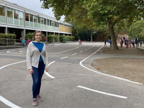 Kirsten Körner übernimmt die kommissarische Schulleitung