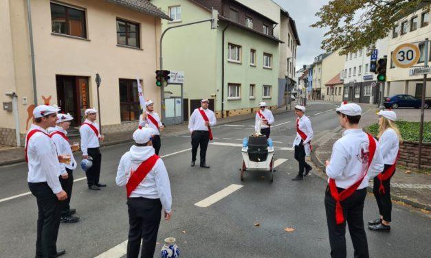 """<span class=""""entry-title-primary"""">Krifteler Kerb 2020</span> <span class=""""entry-subtitle"""">Kein großes Volksfest, aber die Kerb wird doch """"gehalle""""</span>"""