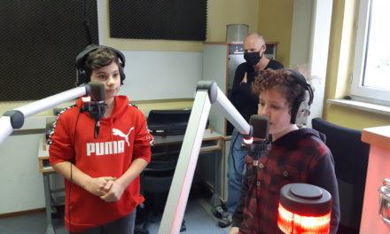 Campus1318 mit Radioworkshop für Jugendliche