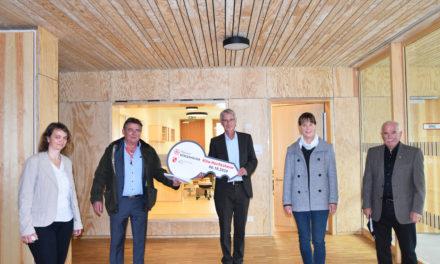 Die Kindertagesstätten am Bürgerhaus Hechtsheim und Finthen werden übergeben