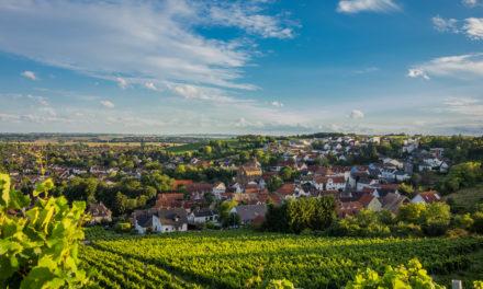 """<span class=""""entry-title-primary"""">Hier dreht sich schon lange das Mainzer Rad</span> <span class=""""entry-subtitle"""">Ein Dorf im Wandel – Von einer Weinbau- zur aufstrebenden Wohngemeinde </span>"""