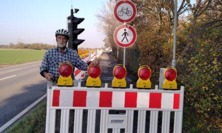 Fahrradweg in Weilbach: Happy End einer langen Geschichte