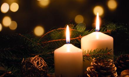 Tipps zum Brandschutz in der Advents- und Weihnachtszeit