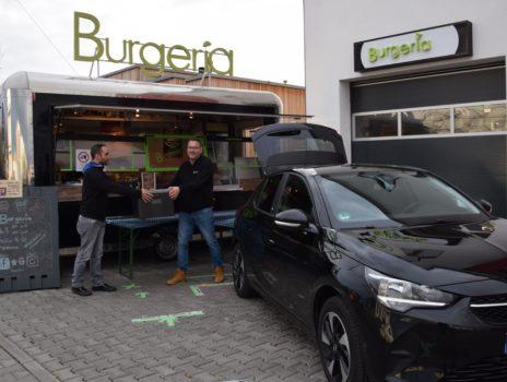 Burgeria hat sich in Bodenheim etabliert