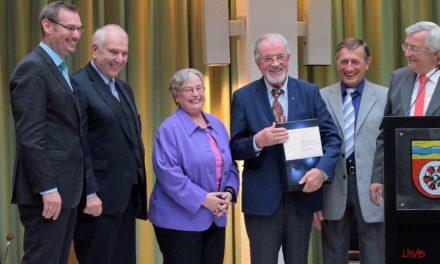 Winfried und Uta Frey feierten den 80. Geburtstag