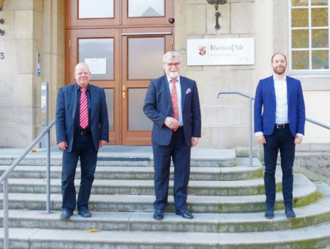 Justizminister Mertin würdigt interdisziplinäre Zusammenarbeit der Arbeitsgemeinschaft Jugendstrafrecht