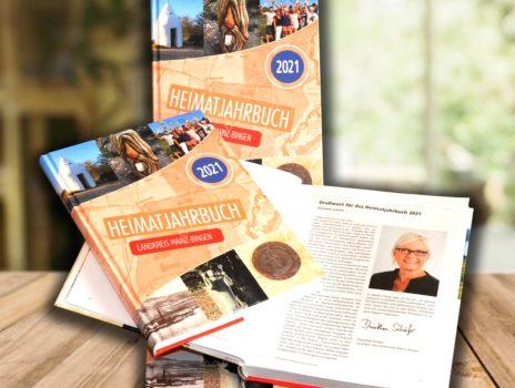 Das neue Heimatjahrbuch ist ab sofort erhältlich