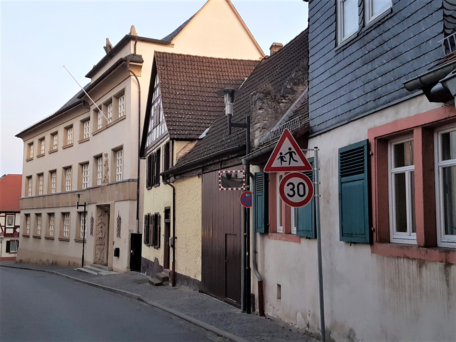 Krämerstraße Oppenheim