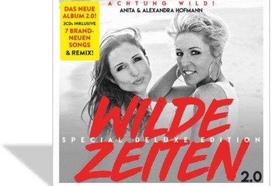 """<span class=""""entry-title-primary"""">Zu gewinnen: Das neue Album """"Wilde Zeiten"""" von Anita und Alexandra Hofmann</span> <span class=""""entry-subtitle"""">Journal LOKAL und mein südhessen verlost das neue Album mit 7 brandneuen Songs & Remix!</span>"""