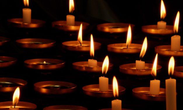 Gedenkgottesdienst für alle verstorbenen Kinder am Weltgedenktag am 13.12.2020 – Online auf YouTube