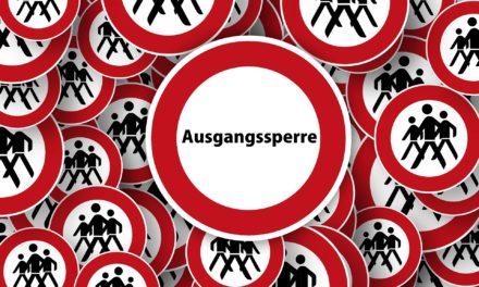 Rüsselsheim hält sich bislang an die Ausgangssperre