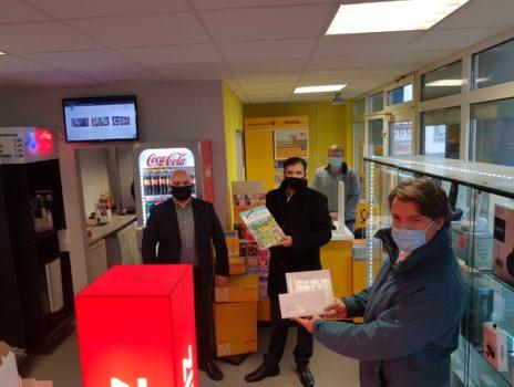 Deutsche Post eröffnet neue Partnerfiliale in Ginsheim-Gustavsburg, Darmstädter Landstr. 21