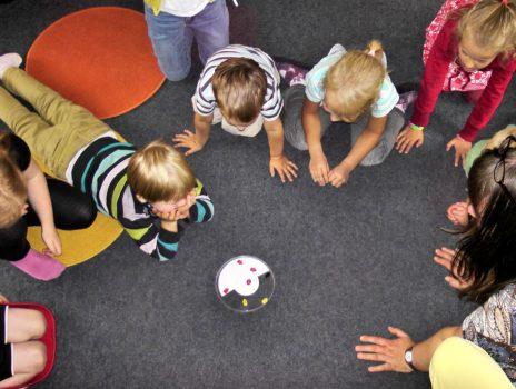 Start von Lolli-Tests in Rüsselsheimer Kitas