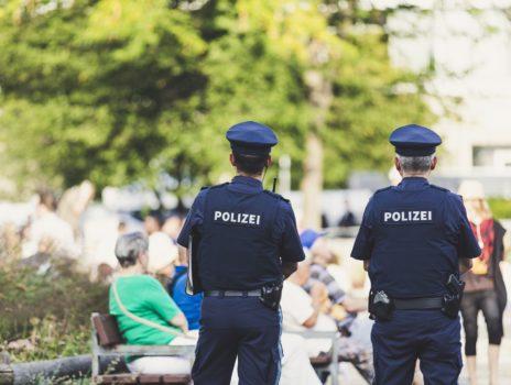 Stadtpolizei stellte rund 260 Corona-Verstöße in 2020 fest