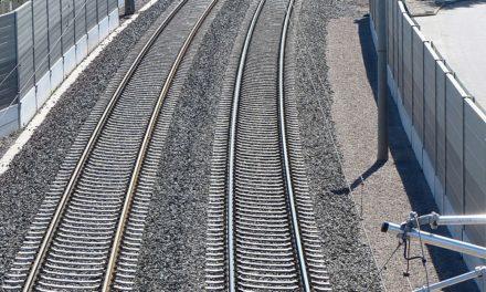 Deutsche Bahn beginnt mit Vorarbeiten zur Errichtung der Lärmschutzwände