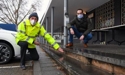 EKZ Königstädten: 2021 beginnen Sanierungsarbeiten