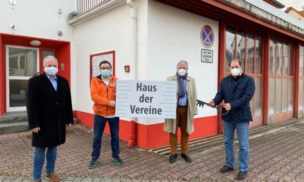 Ein Zuhause für Weilbacher Vereine