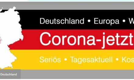 Corona-Informationen – Tagesaktuell!