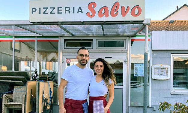 """<span class=""""entry-title-primary"""">Salvo unter neuer Leitung</span> <span class=""""entry-subtitle"""">Mario und Maria haben das italienische Restaurant """"Salvo"""" übernommen</span>"""