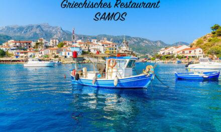 Griechisches Restaurant Samos zieht um